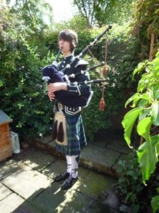Bagpiper Wedding Services